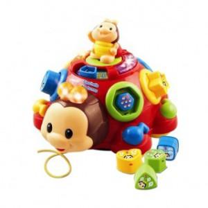Что подарить ребенку на 1 год. Логические игрушки (матрешки, сортеры, стаканчики, пирамидки)