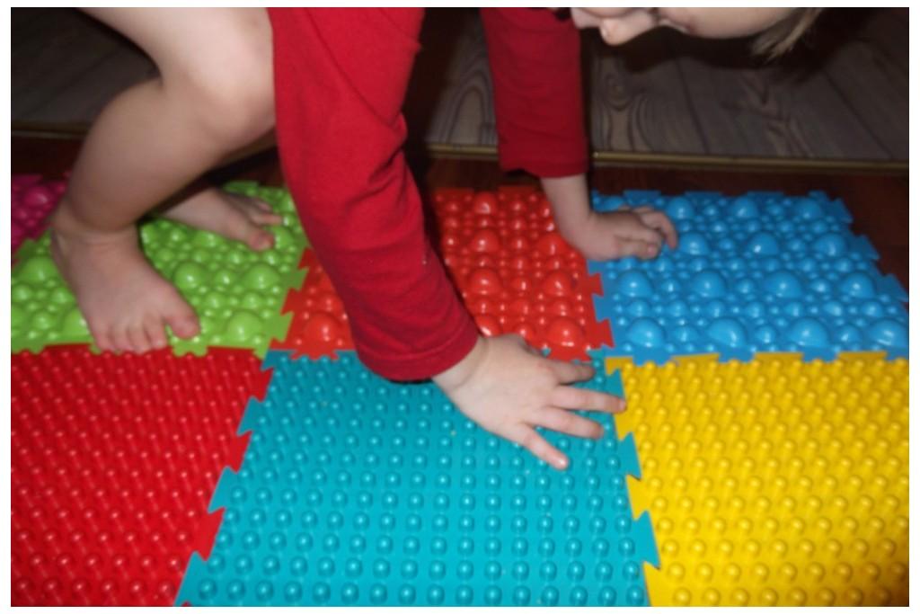 Что подарить ребенку на годик..Напольное покрытие, мягкий пол, ортопедический коврик