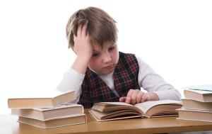 Что делать, если ребенок пропустил много уроков в школе?