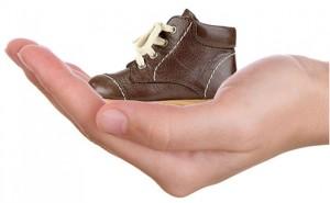 Выбор обуви для ребенка