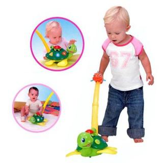 Что подарить ребенку на 1 год. каталка.