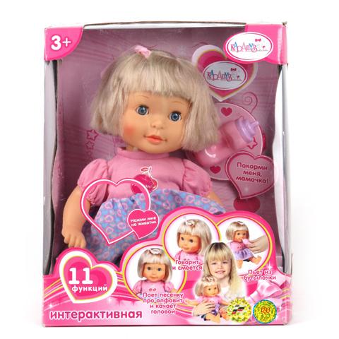 Что подарить ребенку на годик. Куклы и пупсы