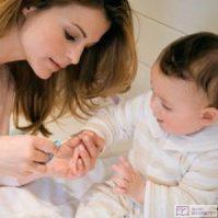 Как стричь ногти ребенку. Что делать, если малыш не хочет подстригать ногти...(правила и советы)