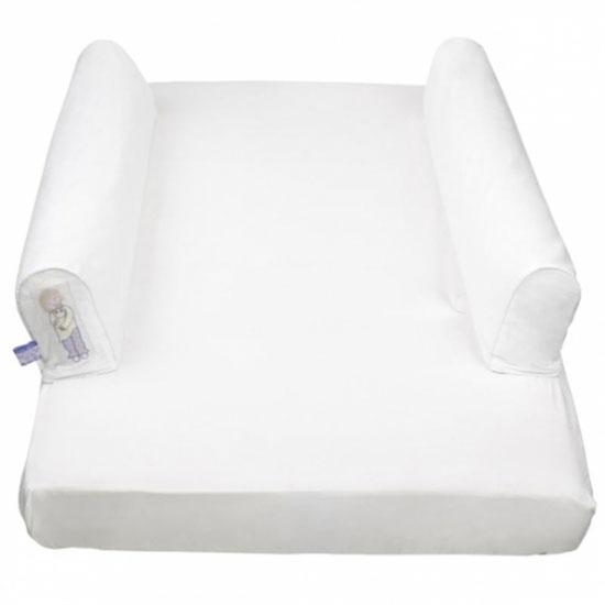 Ребенок падает с кровати во сне..Как обезопасить малыша от падения? Защитные оградительные валики