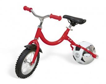 Велоболл - Беговел с колесами в виде мяча
